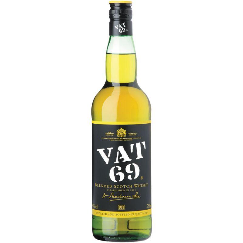 VAT 69 SCOTCH WHISKY 3YO – 750ML