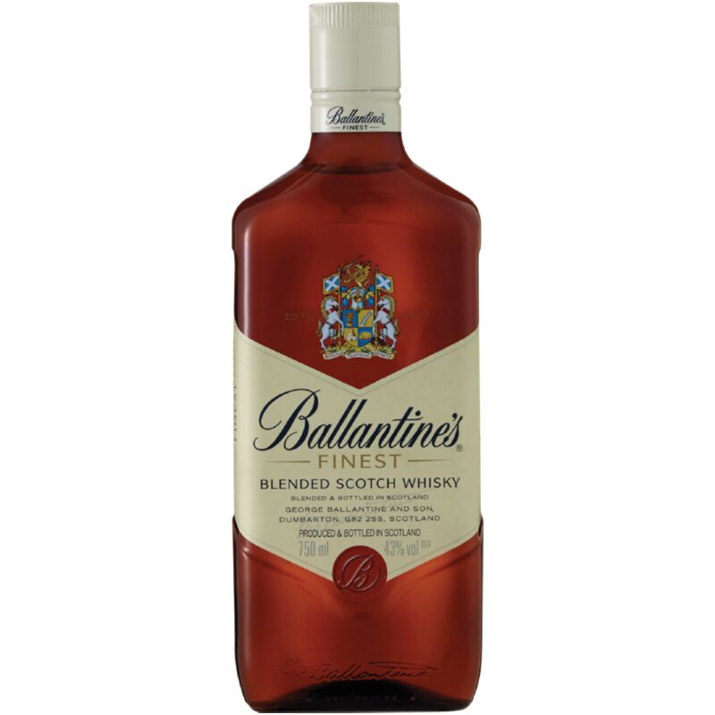 BALLANTINES SCOTCH WHISKEY – 750ML