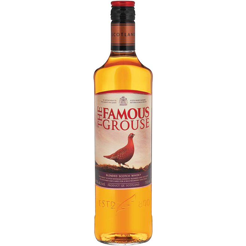 THE FAMOUSE GROUSE – 750ML