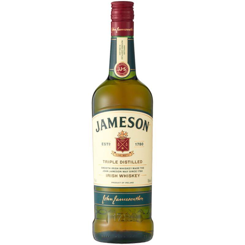 JAMESON IRISH WHISKEY – 750ML