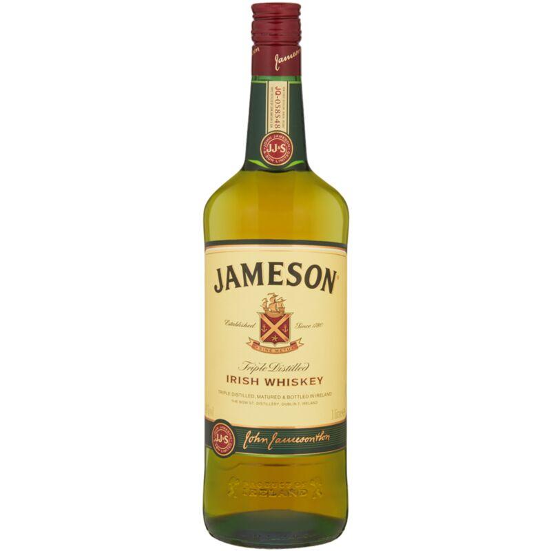 JAMESON WHISKEY – 1L