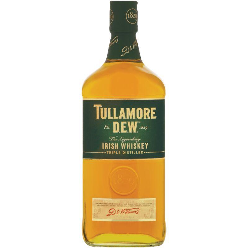 TULLAMORE DEW IRISH WHISKY – 750ML