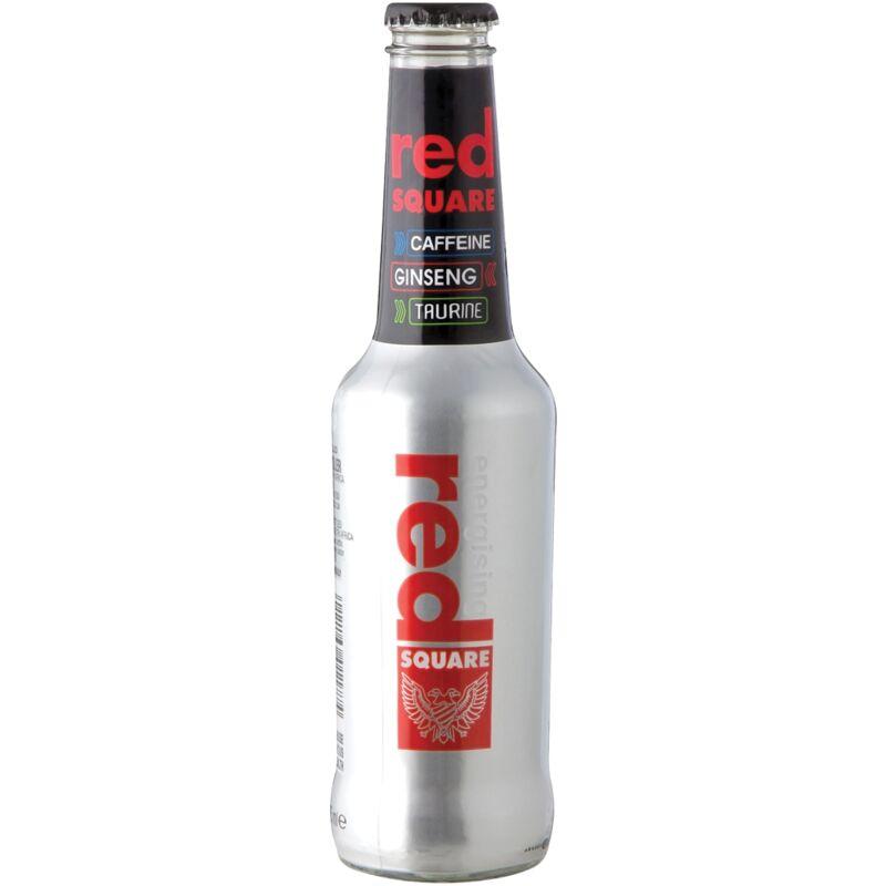RED SQUARE ENERGISER VODKA – 275ML