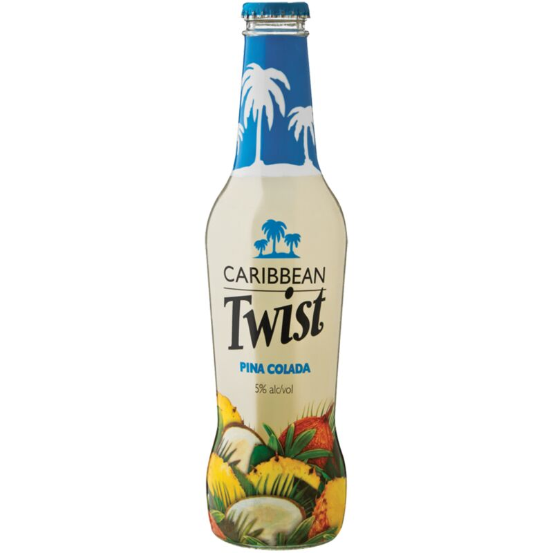 CARIBBEAN TWIST PINA COLADA – 275ML
