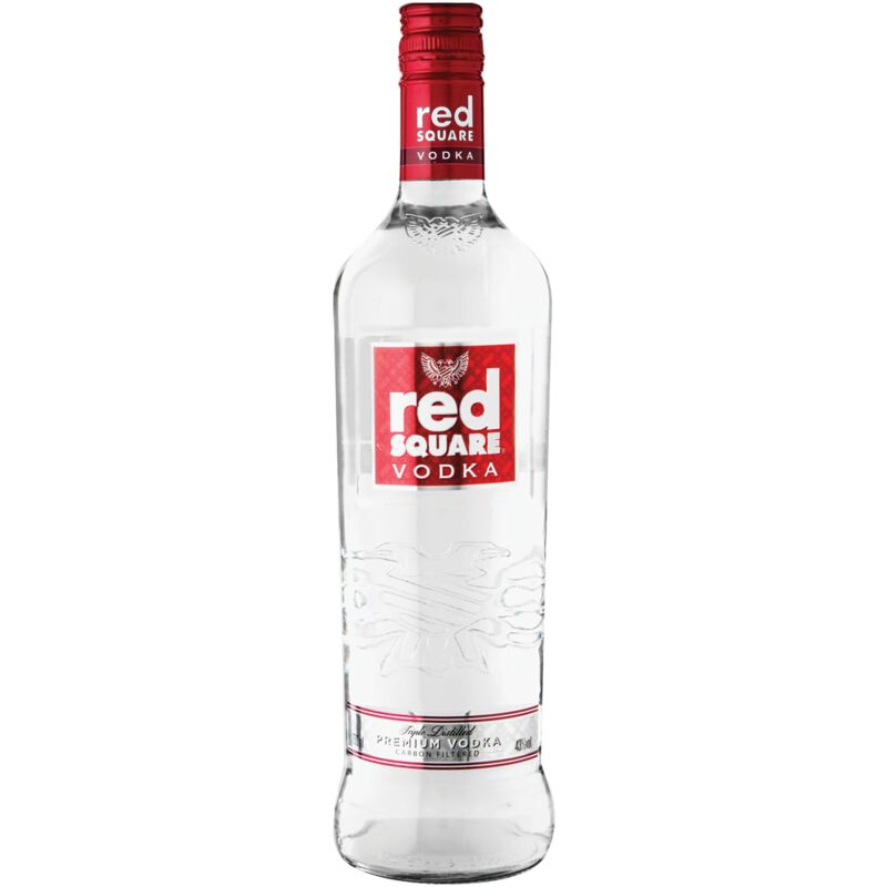 RED SQUARE VODKA – 750ML