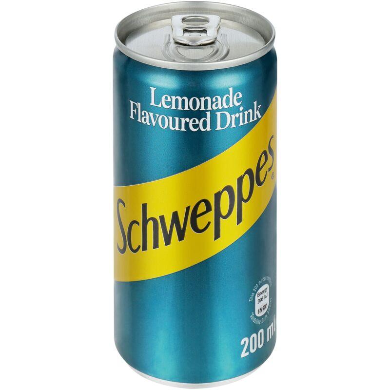 SCHWEPPES LEMONADE – 200ML