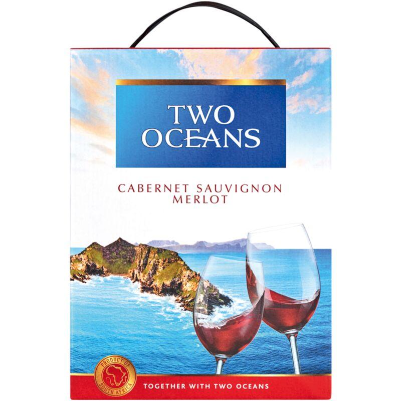TWO OCEANS CABERNET SAUVIGNON/MERLOT – 3L