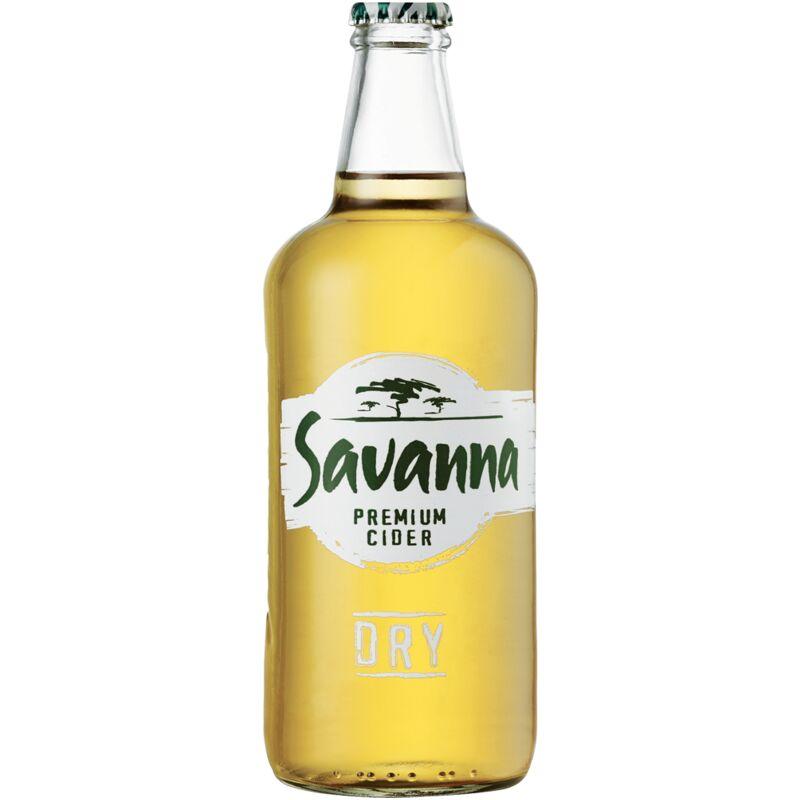 SAVANNA CIDER DRY – 500ML