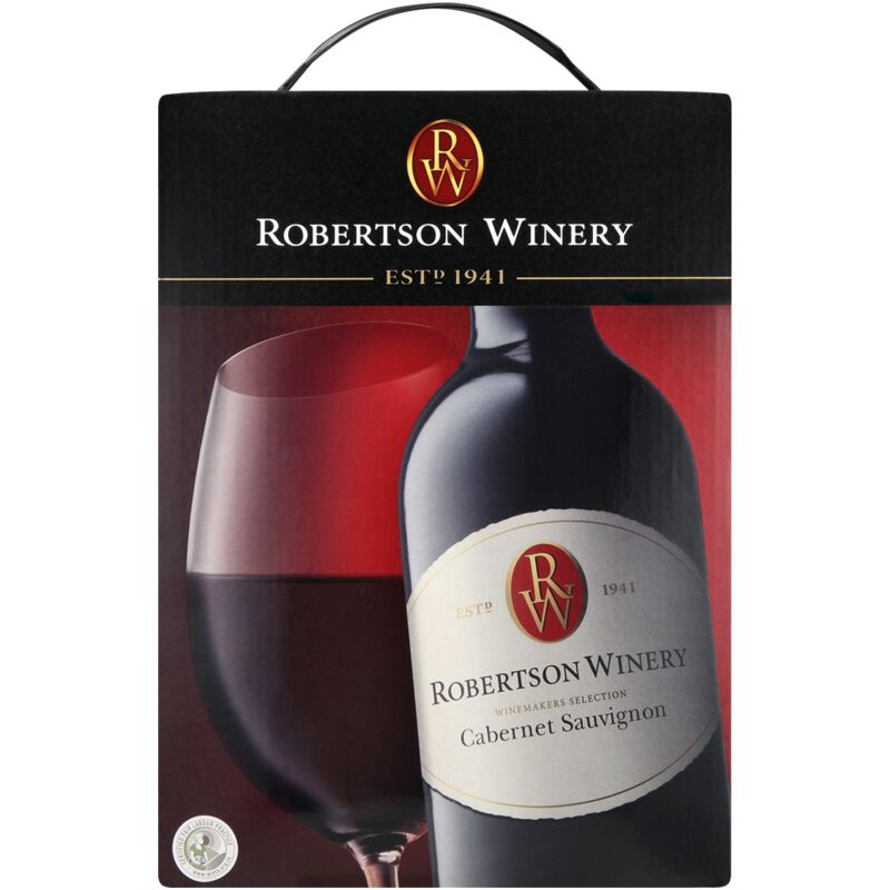 ROBERTSON CABERNET SAUVIGNON – 3L