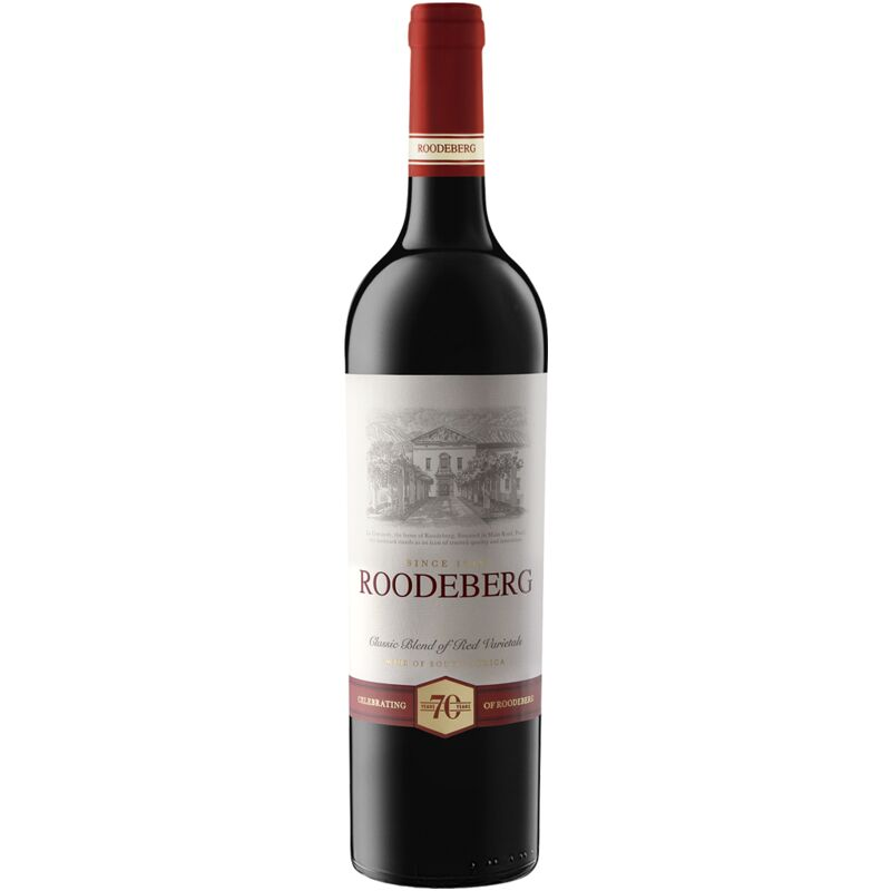 ROODEBERG RED – 750ML