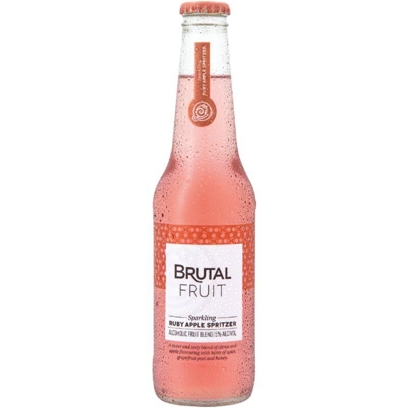 BRUTAL FRUIT ORANGE RUBY APPLE SP – 275ML