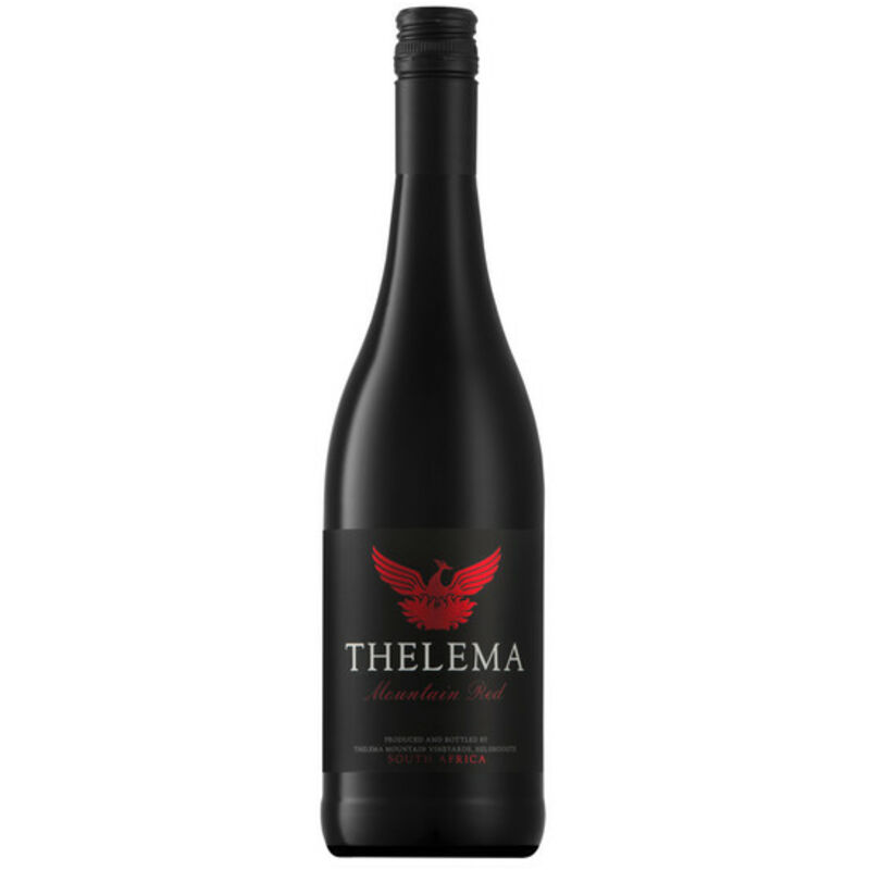 THELEMA MOUNTAIN RED 6S – 750ML