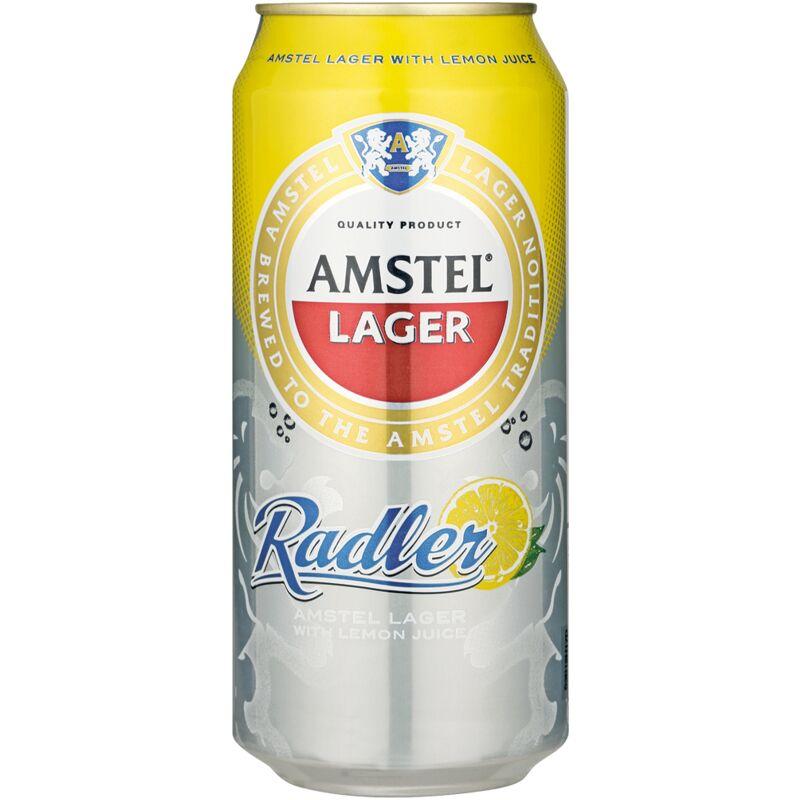 AMSTEL BEER RADLER – 440ML