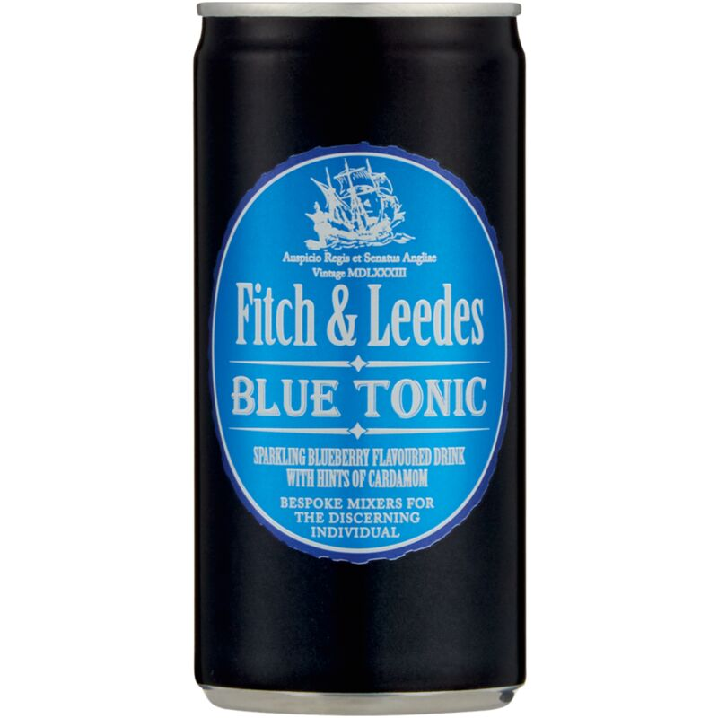 FITCH & LEEDES TONIC BLUE – 200ML