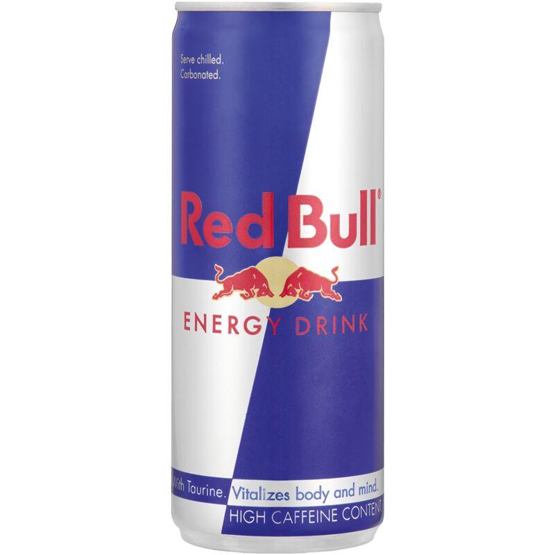 RED BULL ENERGY DRINK – 250ML